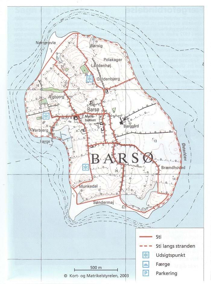 En Tur Pa Barso Aabenraa Kommune