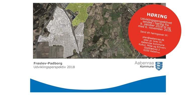 Udviklingsperspektiv Froslev Padborg Aabenraa Kommune